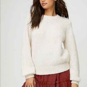 Aritzia Sunday Best LENNIE sweater